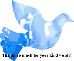 BlueDoveKindWords by recycledrelatives