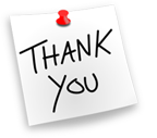 Thank-you-pinned-note by recycledrelatives