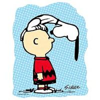 CharlieBrownAndSnoopy by recycledrelatives