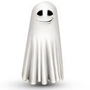 Shy-ghost-icon[1] by recycledrelatives