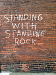 Brattleboro Stands With Standing Rock by recycledrelatives