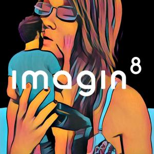 imagin8 logo