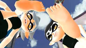 Squid Sisters Stomp