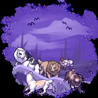 Purple Time [Explore] by MorganLeslee