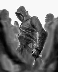 Assasin's Creed by Ghostsplinter