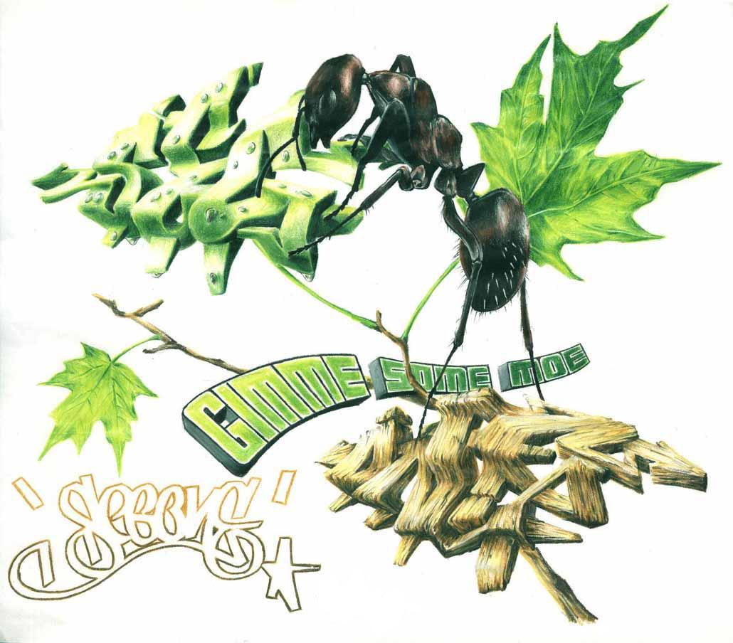 SEG ANT by crhymez