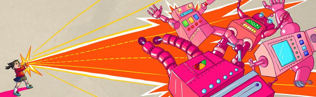 Yoshimi Battles the Pink Robots by str4yk1tt3n