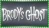Brody's Ghost Stamp by TESTERBOT