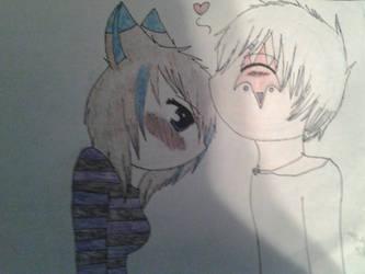 Sora and Rybak~! by sky-chan995