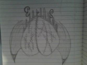 heart sketch by sky-chan995