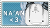 Stamp: Na'an by FlantsyFlan