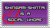 Stamp: Shinigami-Shintai by FlantsyFlan