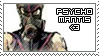 Stamp: Psycho Mantis by FlantsyFlan