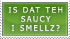 Stamp: Saucy by FlantsyFlan