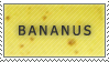 Stamp: Bananus by ArtByFlan