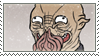 Stamp: Make an Ood Laugh by ArtByFlan