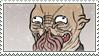 Stamp: Make an Ood Laugh by ArtByFlan