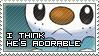 Stamp: Mijumaru by FlantsyFlan