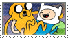 Stamp: Adventure Time by ArtByFlan