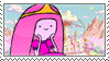 Stamp: Princess Bubblegum by ArtByFlan