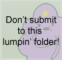 This Lumpin' Folder by FlantsyFlan