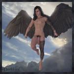 Darkbird by CornellBlueMoon