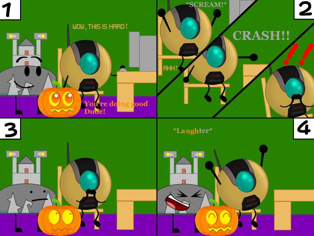 Scary Maze Game By Domobfdi On Deviantart