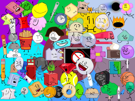 the Bfdi epics favourites by alexiscurry on DeviantArt