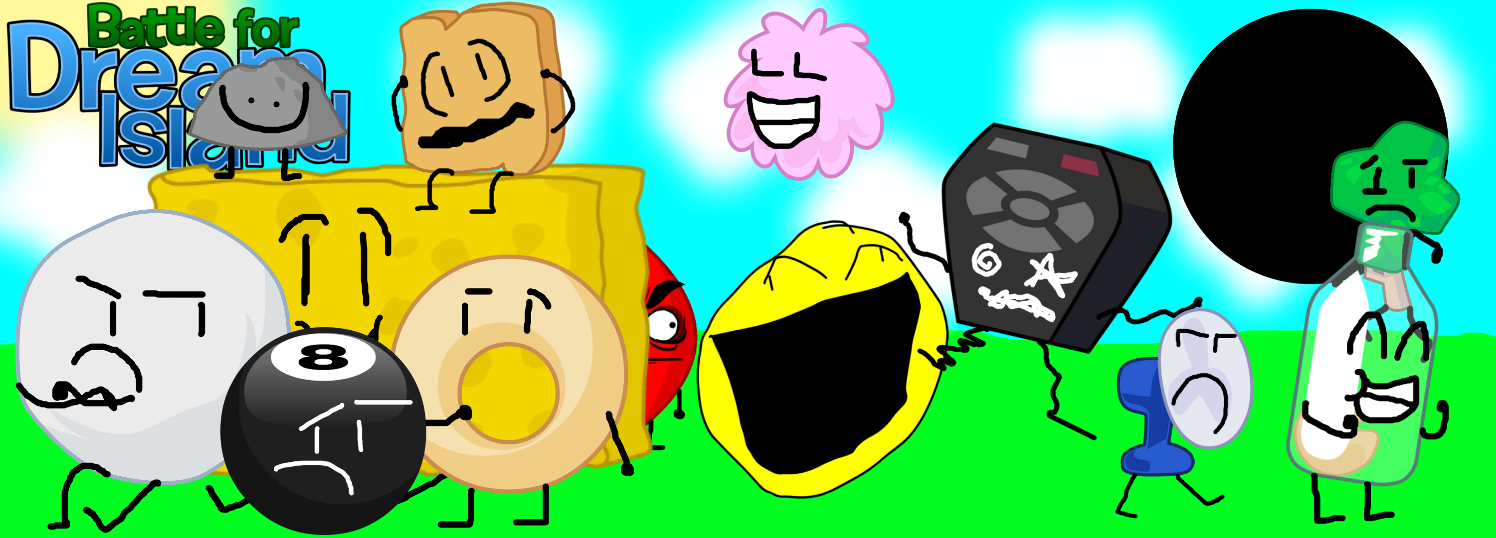 Bfb Yellow Face – Billy Knight