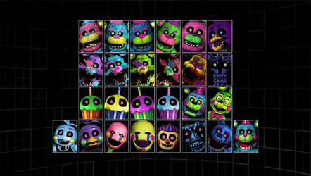 UCN Short - Blacklight Battle by domobfdi