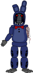 Meet The Nerds - Withered Bonnie by domobfdi