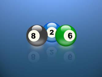 Billard balls by overlord59