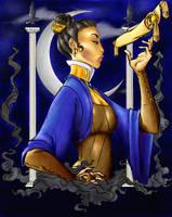 Rowena Ravenclaw by soleta