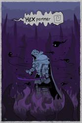HexPammer - Dark Souls II by chuylol14