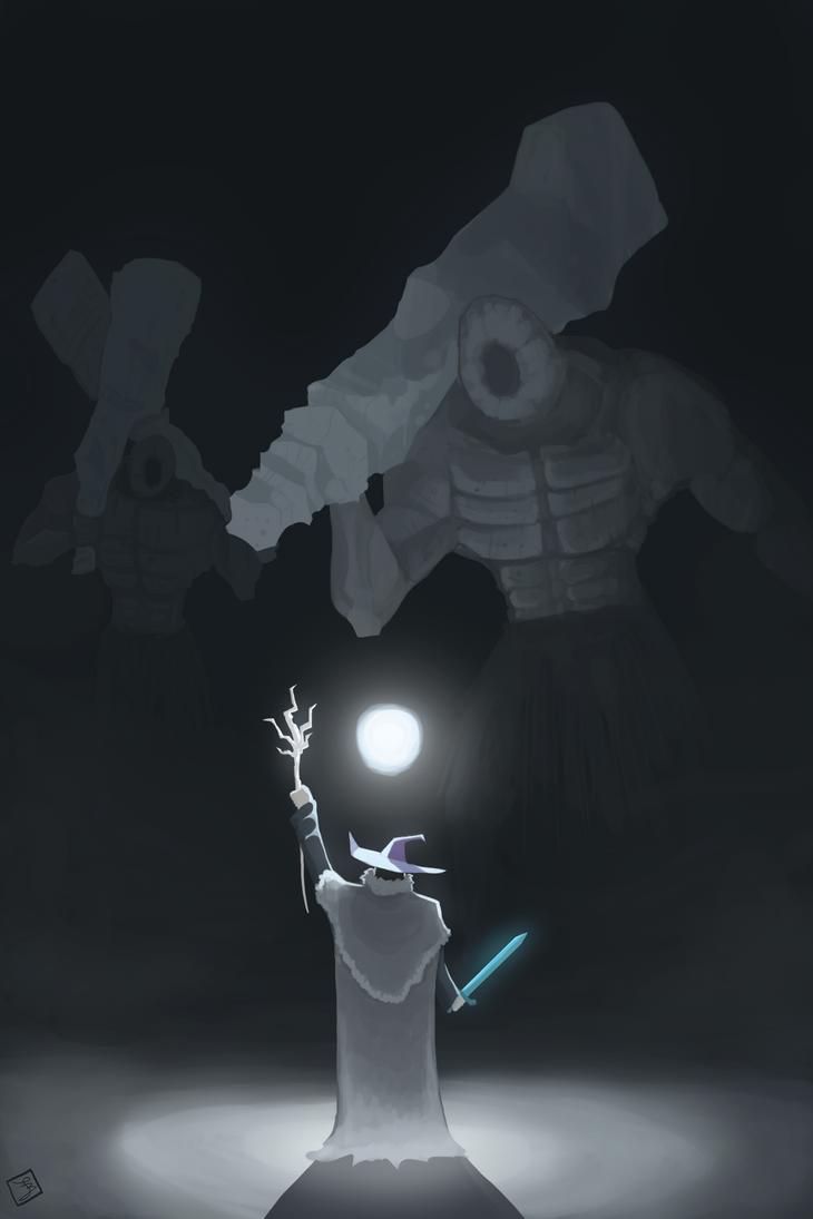 Cast Light by chuylol14