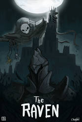 The Raven by chuylol14