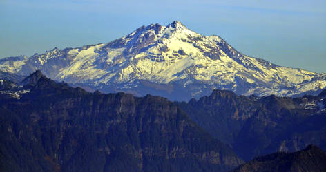 Glacier Peak by RoadKillConcepts