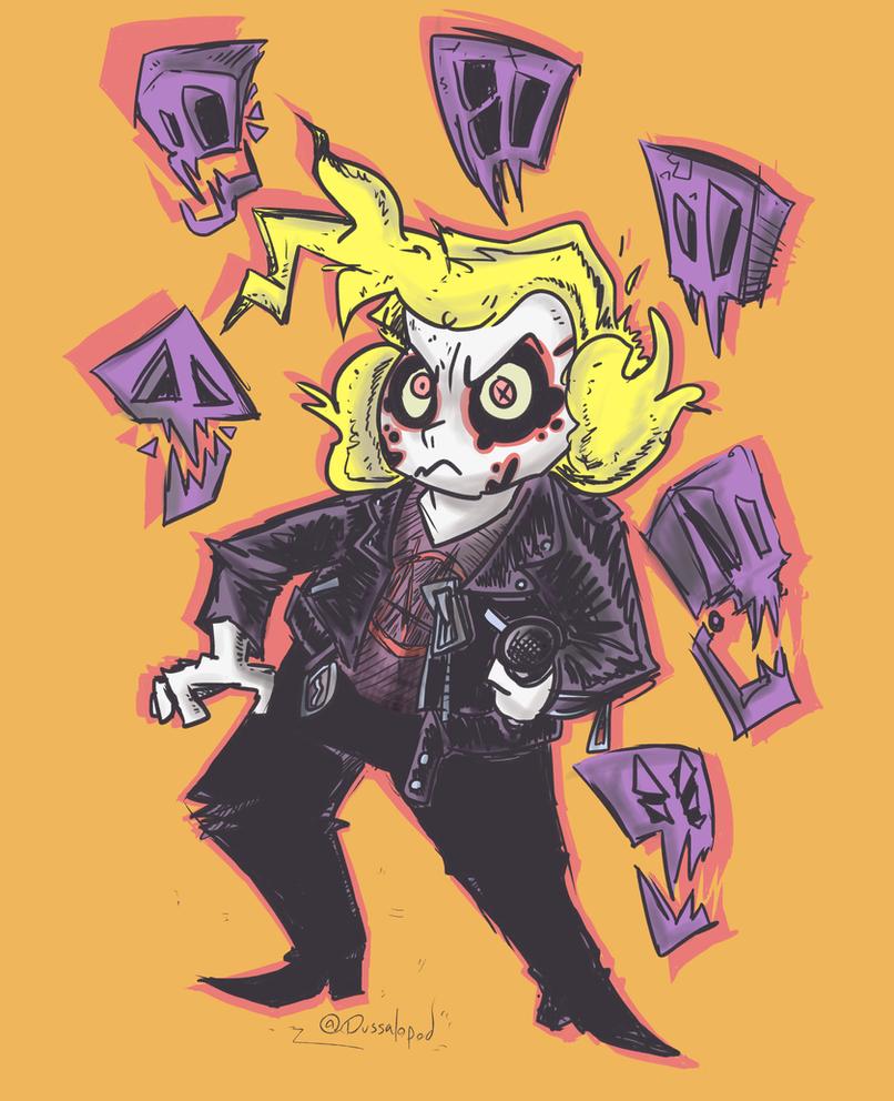 Sadie Killer by Dustynng
