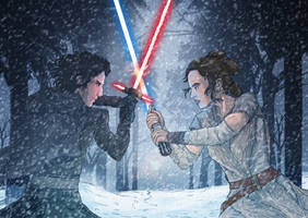 The Ways of The Force by Sketchy-raptor
