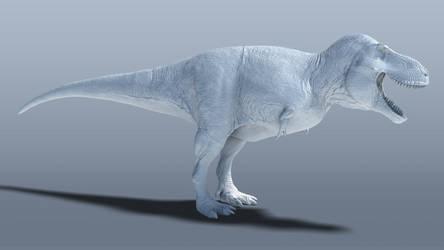 Tyrannosaurus 3D reconstruction (WIP)