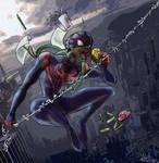 SpiderMorales