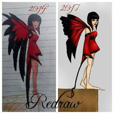 Redraw 02 by 0LYA0