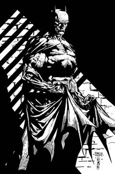 The Dark Knight Dave Finch ME