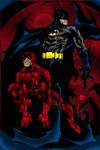 Batman DD Scott McDaniel n ME by JamesLeeStone