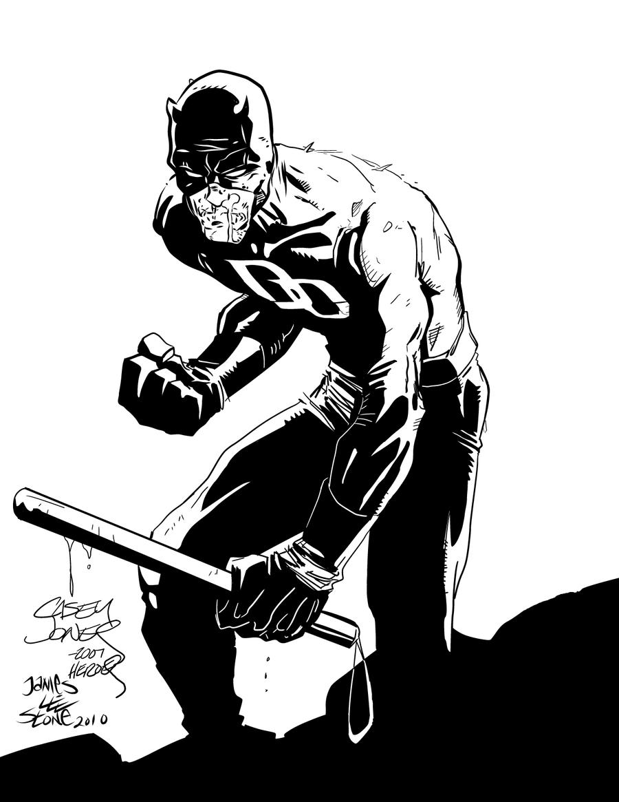 netflix daredevil coloring pages - photo#13