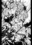 Logan vs Creed INKS