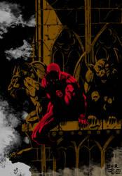 Devil in the Dark by Geniss by JamesLeeStone
