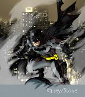 Bats by Raney COLORS by JamesLeeStone