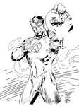 Green Lantern Jim Lee INKS ME