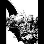 AS Batman 05 Jim Lee INKS